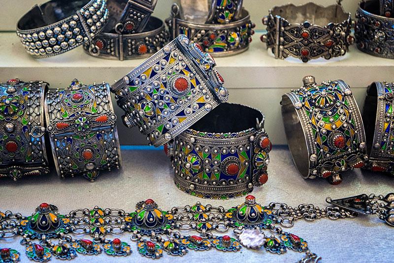 المجوهرات الأمازيغية، أناقة وتراث حضاري
