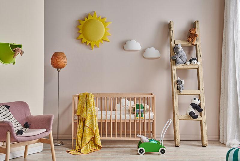 Bébé dans ses meubles : Comment choisir des meubles adaptés ?